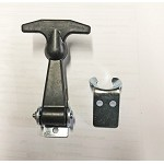 Rubber Hood Latch Strap or Doghouse Latch 3 3/8